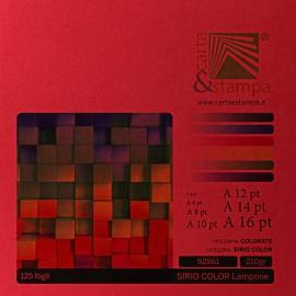 Sirio Color Lampone 210gr