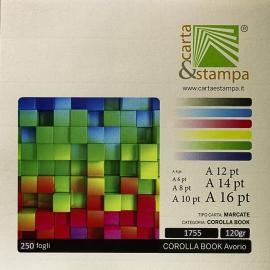 Corolla book Avorio 120gr