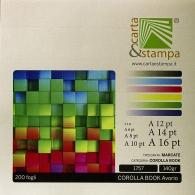 Corolla book Avorio140 gr