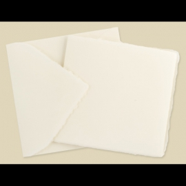 Partecipazione doppio cartoncino 15x15 con busta