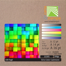 Sirio Color Cashmere 290 gr