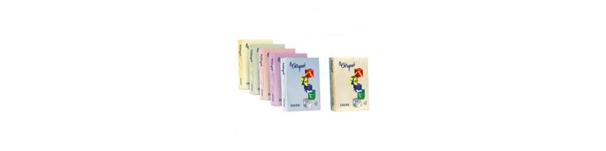 Cartoncino e carta colorata